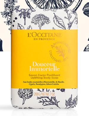 Savon Douceur Immortelle 240 g