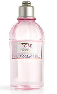 Gel Douche Rose 250 ml