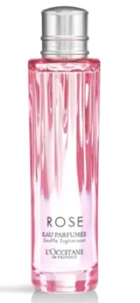 Eau Parfumée Souffle Euphorisant Rose 50 ml