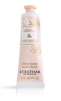 Crème Mains Néroli & Orchidée 30 ml