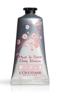 Crème Mains Fleurs de Cerisier 75 ml
