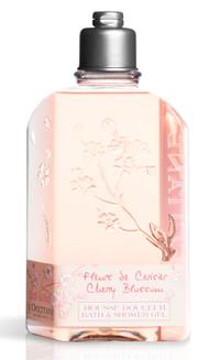 Gel Douche Fleurs de Cerisier 250 ml