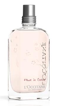 Eau de Toilette Fleurs de Cerisier 250 ml