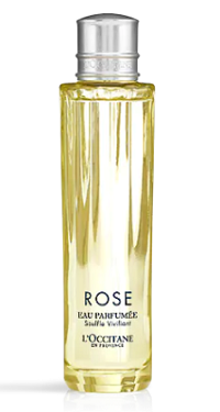 Eau Parfumée Souffle Vivifiant Rose 50 ml