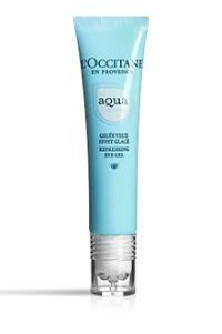 Gelée Yeux Effet Glacé Aqua Réotier 15 ml