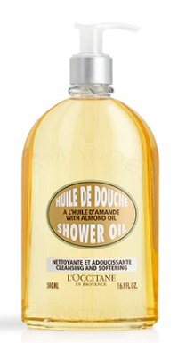 Huile de douche Amande 500 ml