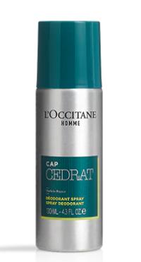 Déodorant Spray Cap Cédrat 130 ml