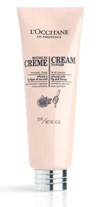 Crème Mousse Nettoyante Infusion 125 ml